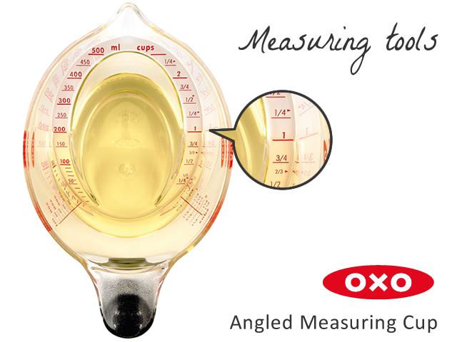 OXOの 計量ツール