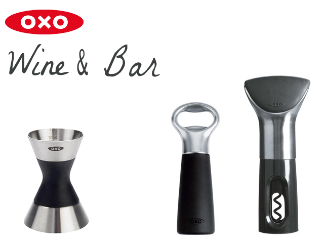 OXOのワイン&バーアイテム