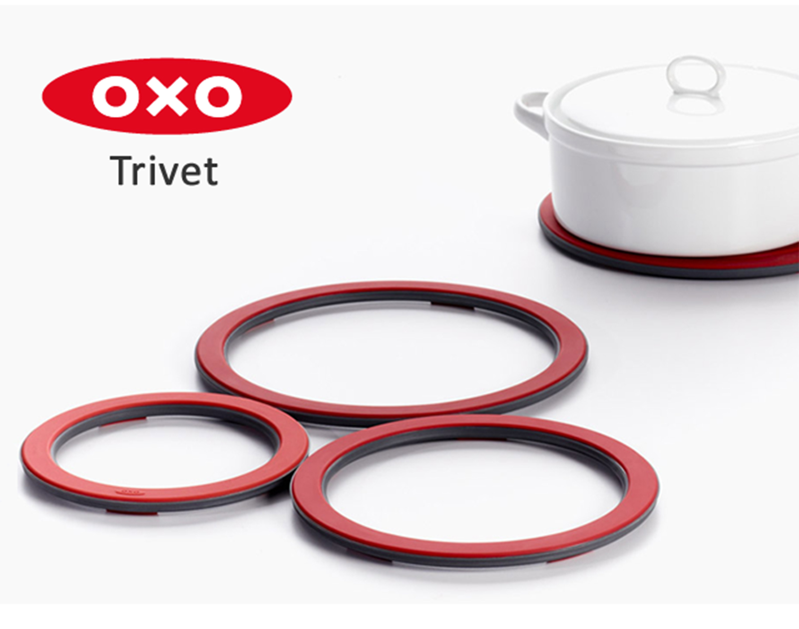 OXO 3リングトリベットセット 13109900