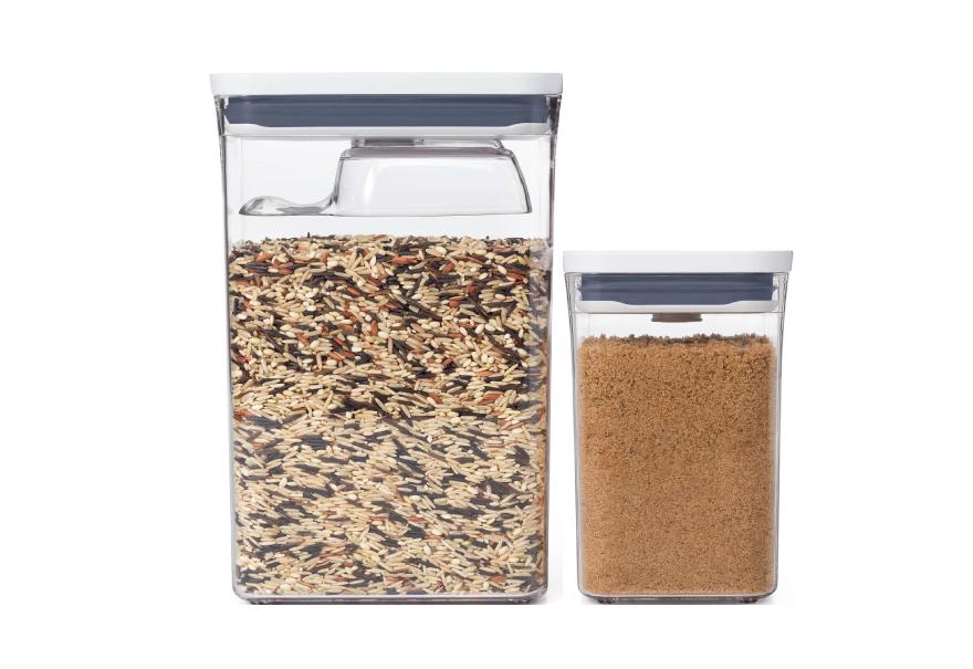 ポップコンテナ小麦粉