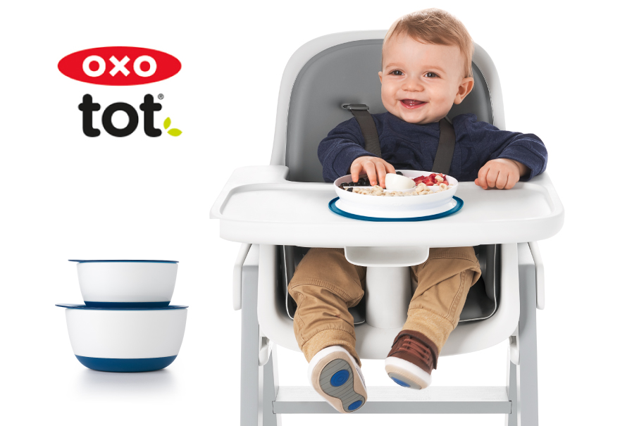 OXOのベビー用アイテム「tot」